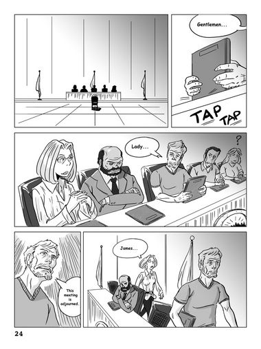 Hockey, Love, & GUTS! – Chapter 2 – Page 24