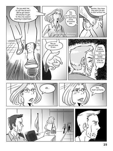 Hockey, Love, & GUTS! – Chapter 2 – Page 25