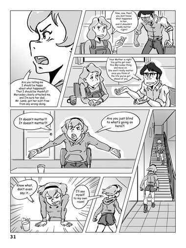 Hockey, Love, & GUTS! – Chapter 3 – Page 31