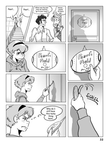 Hockey, Love, & GUTS! – Chapter 3 – Page 32