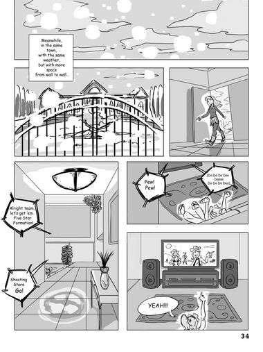 Hockey, Love, & GUTS! – Chapter 3 – Page 34