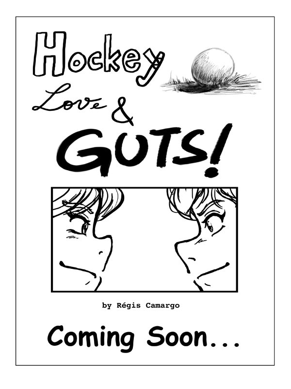 Hockey, Love, & GUTS! – Coming Soon