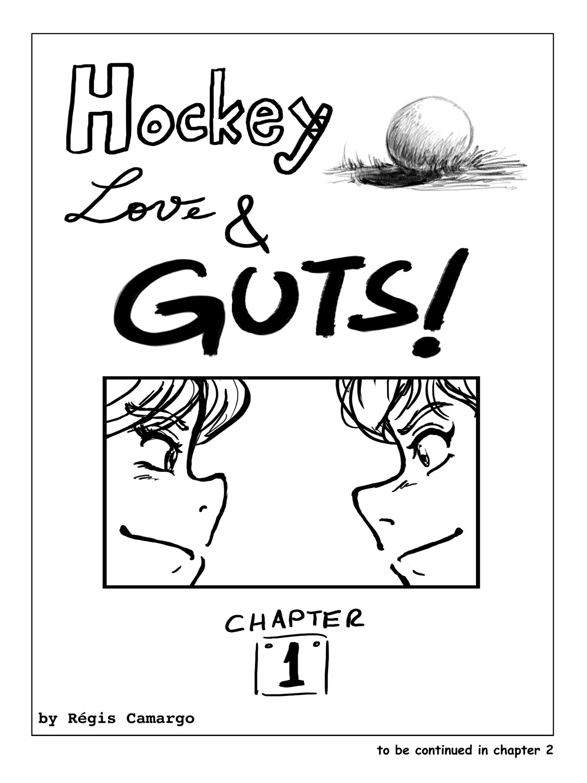 Hockey, Love, & GUTS! – Chapter 1 – Page 14