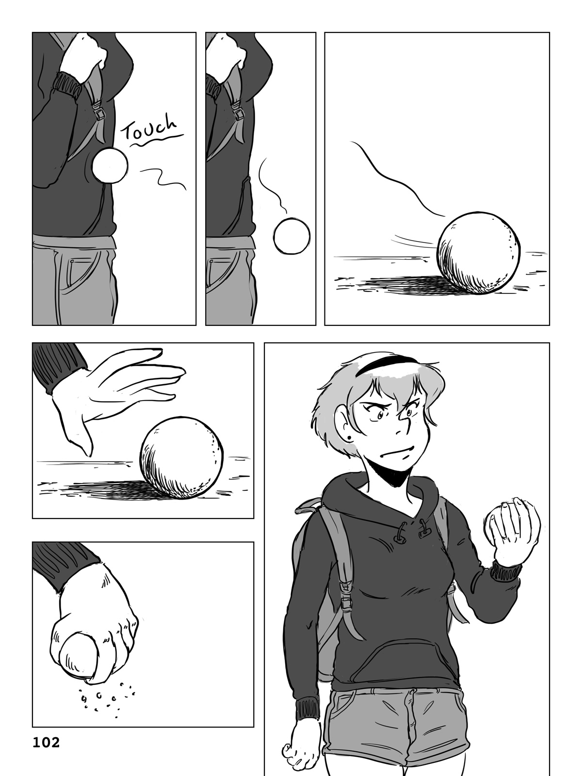 Hockey, Love, & GUTS! – Chapter 5 – Page 102