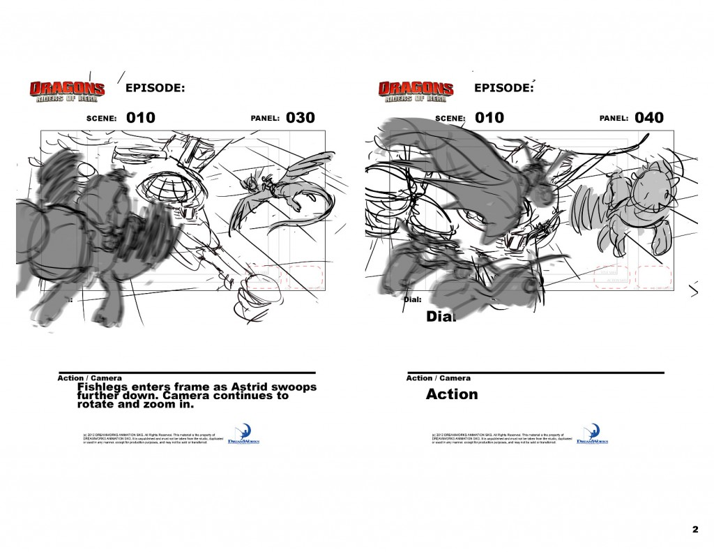 How to train your dragon riders of berk storyboard test ccuart Images