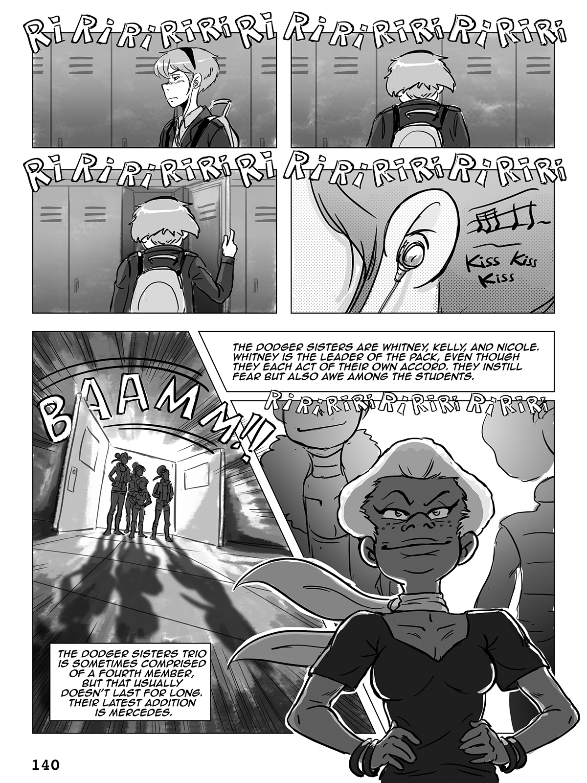 Hockey, Love, & GUTS! – Chapter 7 – Page 140