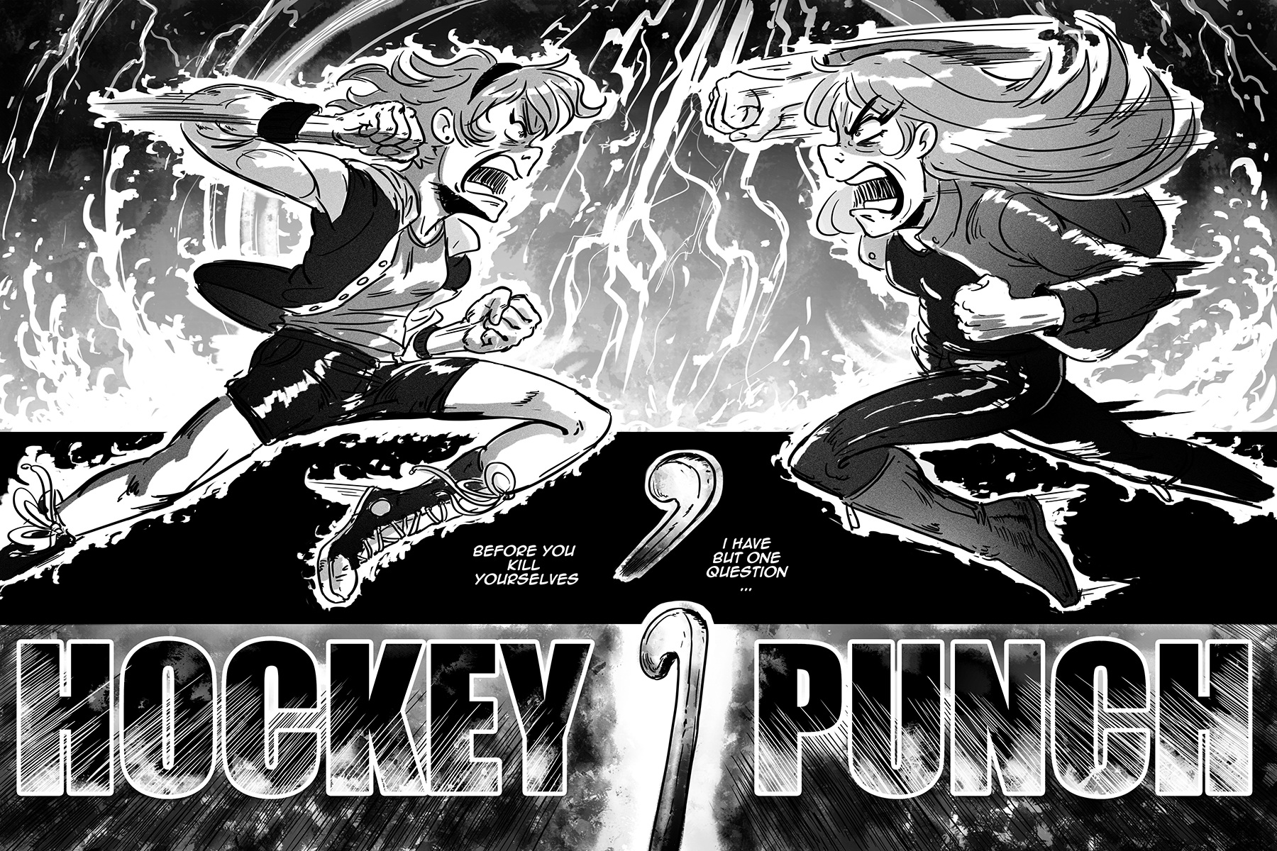 Hockey, Love, & GUTS! – Chapter 7 – Page 165 – 166