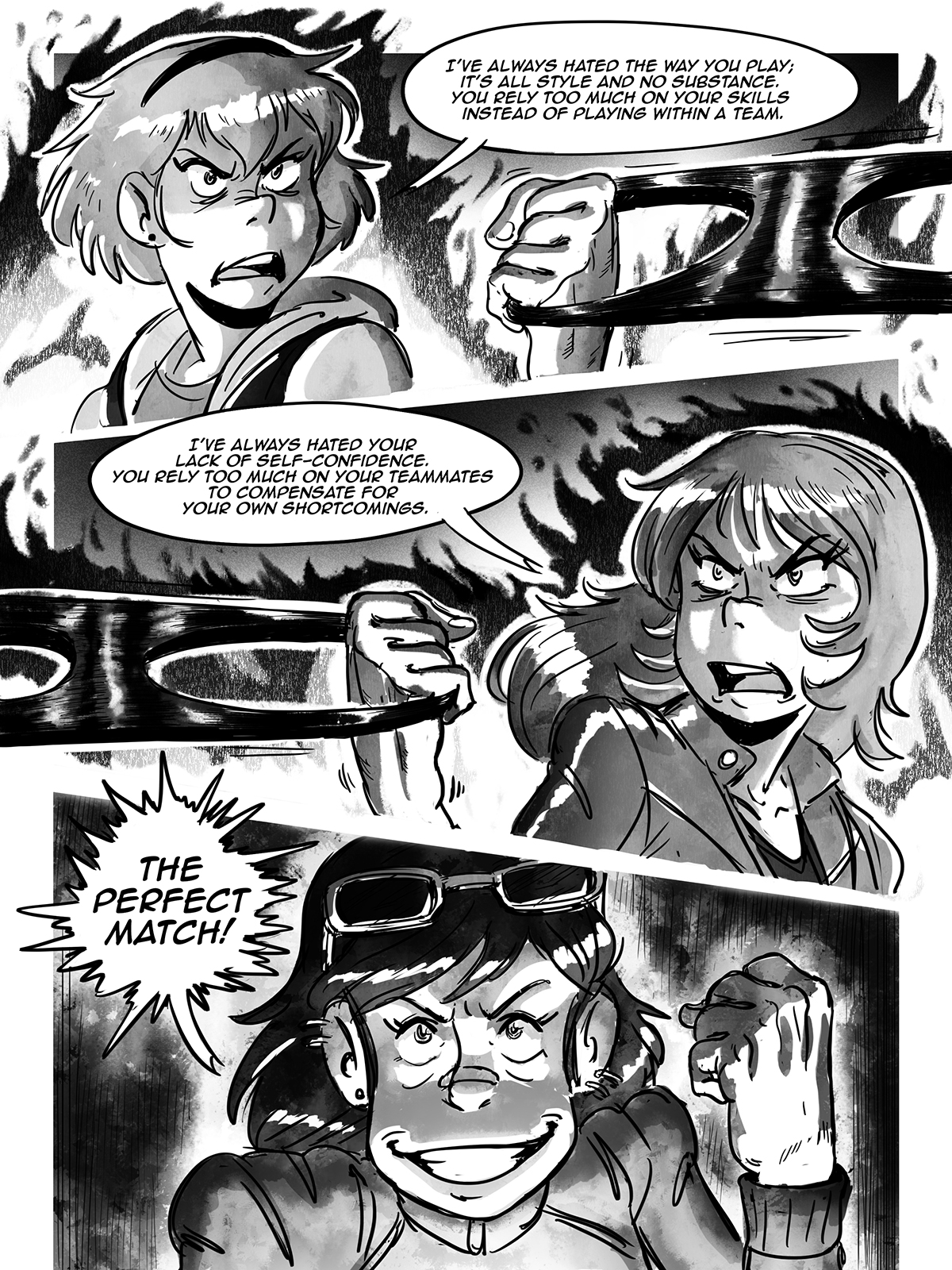 Hockey, Love, & GUTS! – Chapter 7 – Page 173