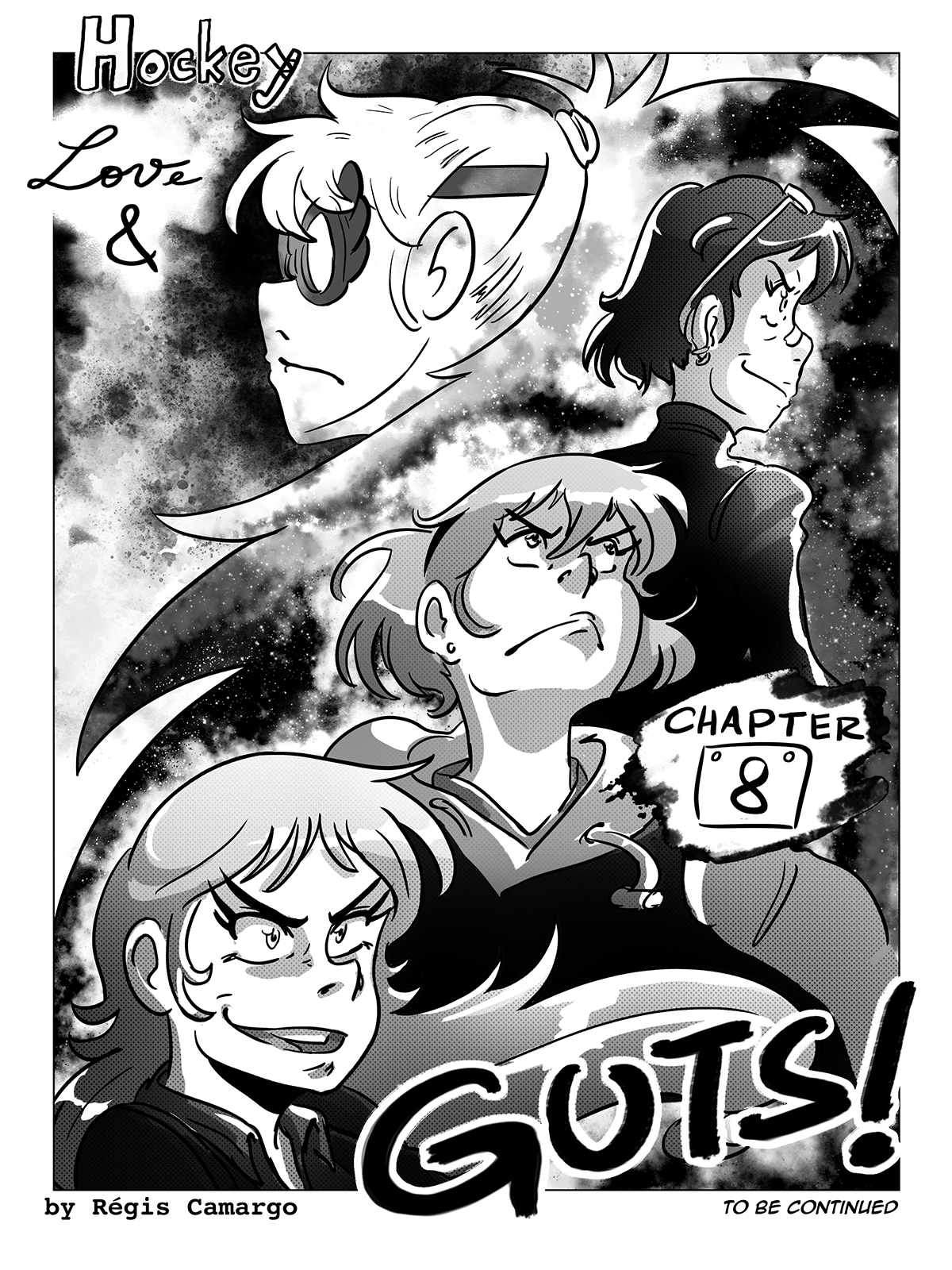 Hockey, Love, & GUTS! – Chapter 8 – Page 219