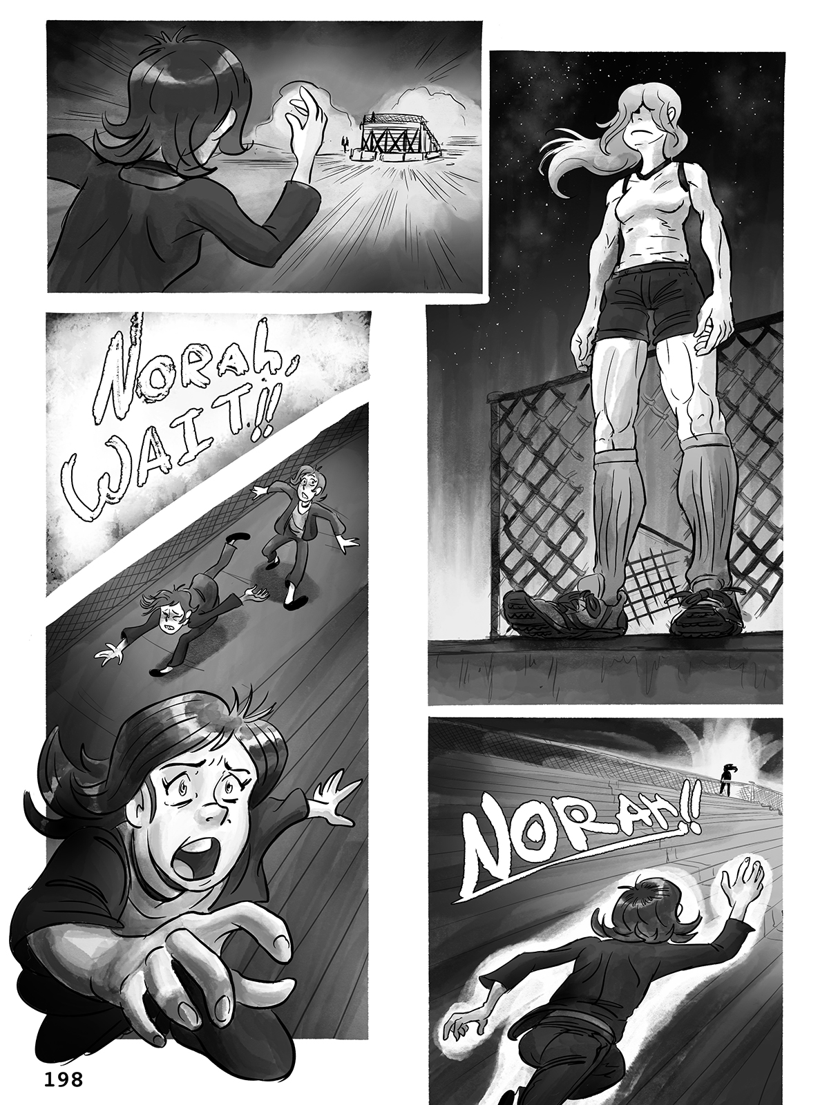 Hockey, Love, & GUTS! – Chapter 8 – Page 198