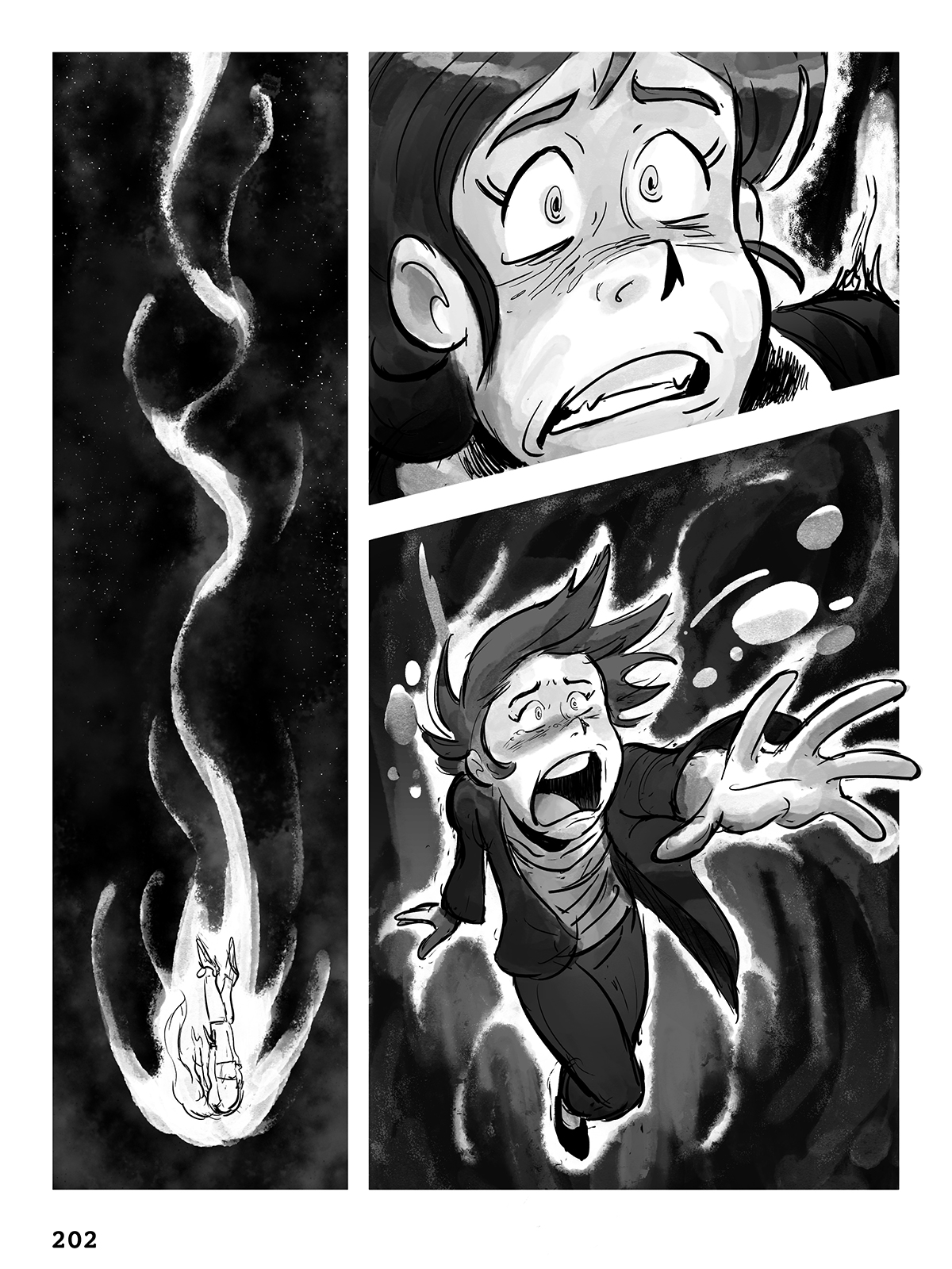 Hockey, Love, & GUTS! – Chapter 8 – Page 202
