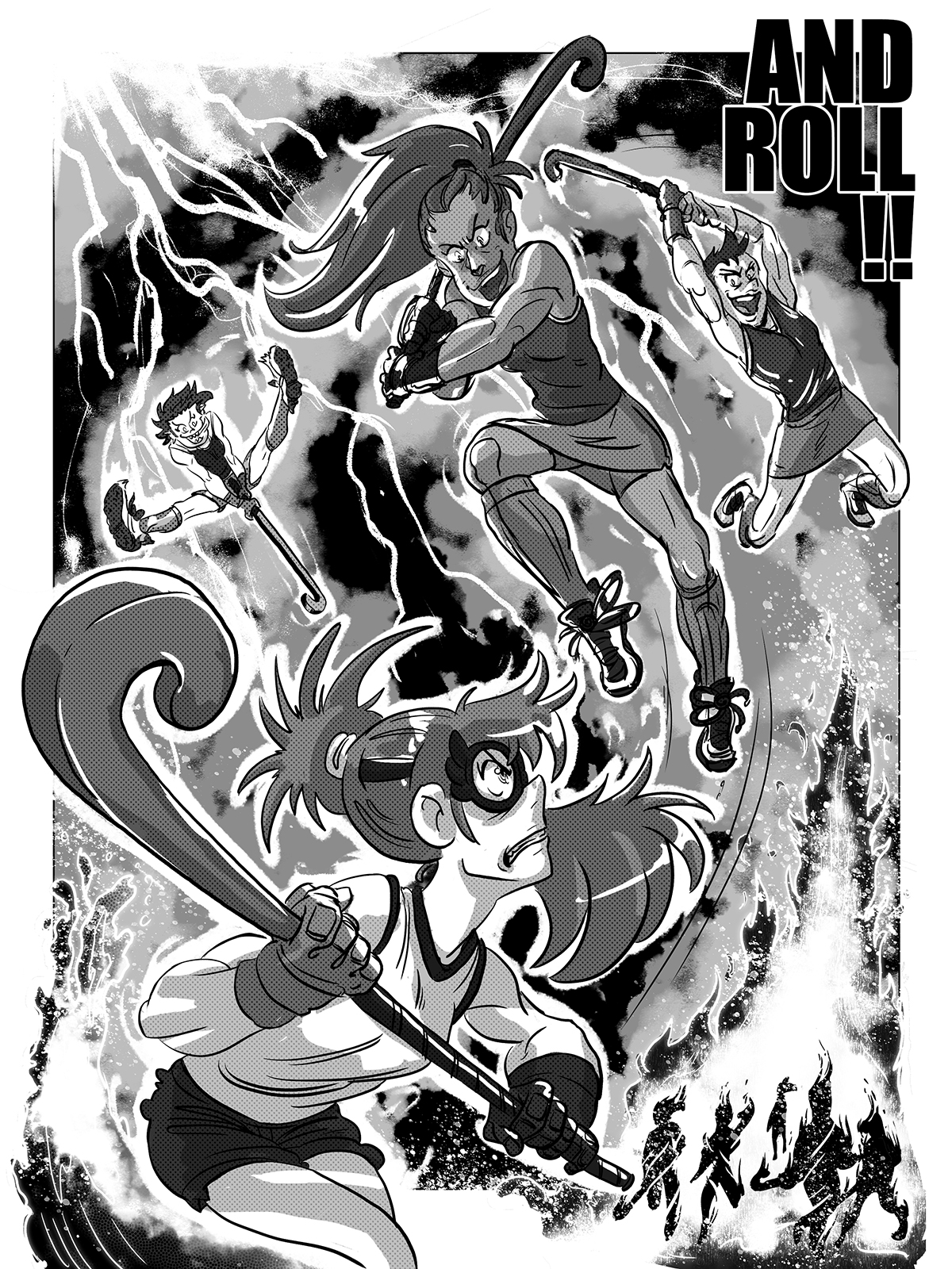Hockey, Love, & GUTS! – Chapter 8 – Page 218
