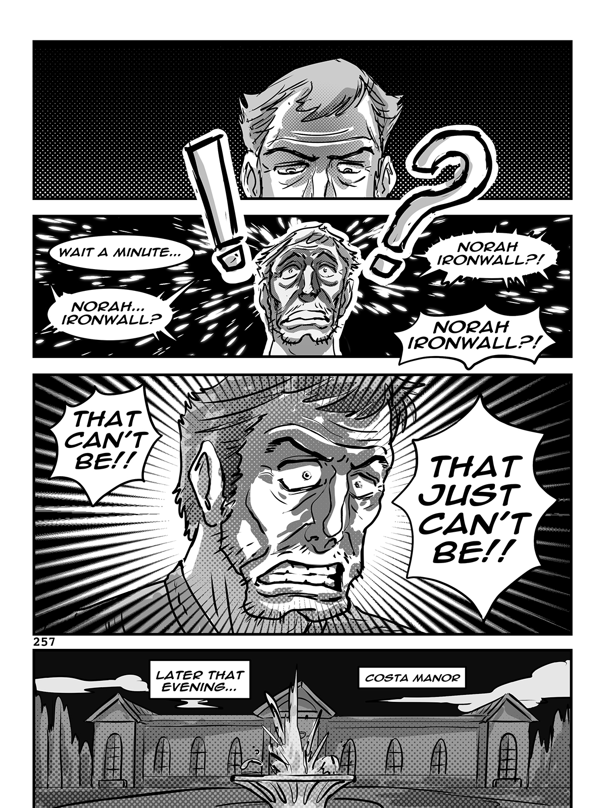 Hockey, Love, & GUTS! – Chapter 9 – Page 257