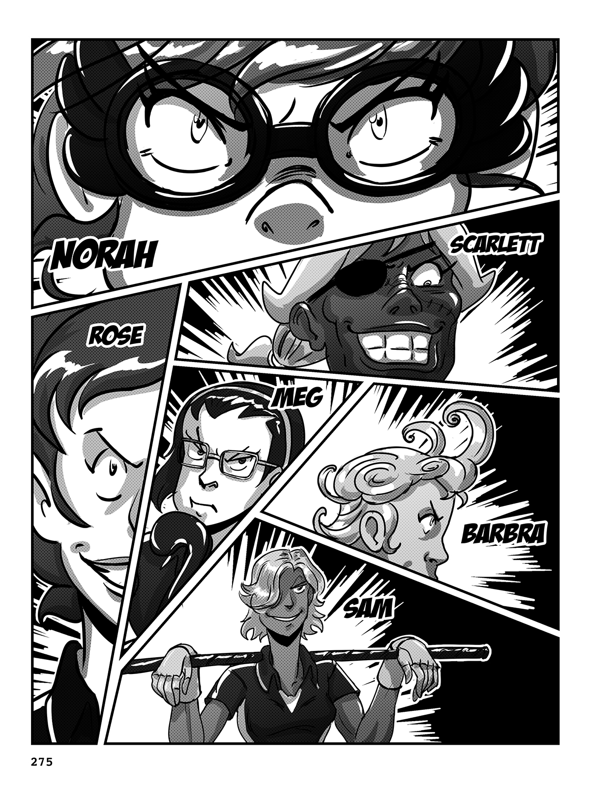 Hockey, Love, & GUTS! – Chapter 9 – Page 275